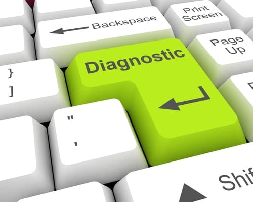Зображення - симптоми кібер-хвороб та діагностичних ситуацій